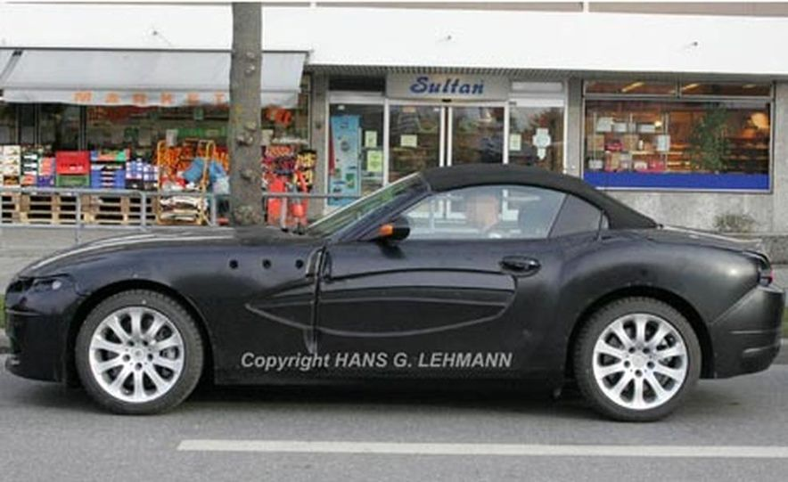 2010 BMW Z9 - Slide 3