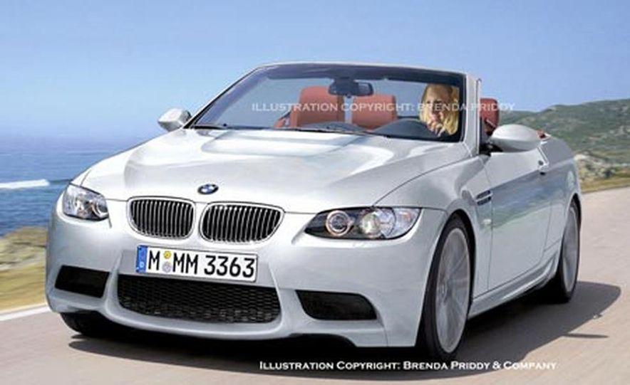 2008 BMW M3 cabriolet - Slide 4