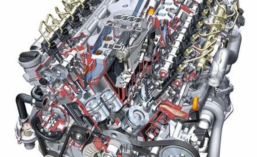 2007 Audi Q7 V12 TDI - Slide 11