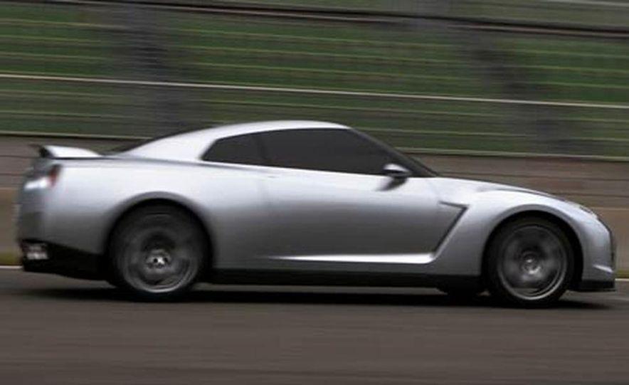 2009 Nissan Skyline GT-R Proto concept - Slide 2