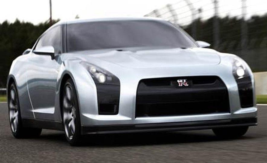 2009 Nissan Skyline GT-R Proto concept - Slide 4