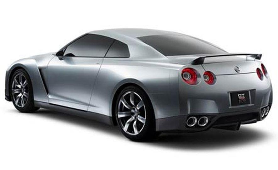2009 Nissan Skyline GT-R Proto concept - Slide 5