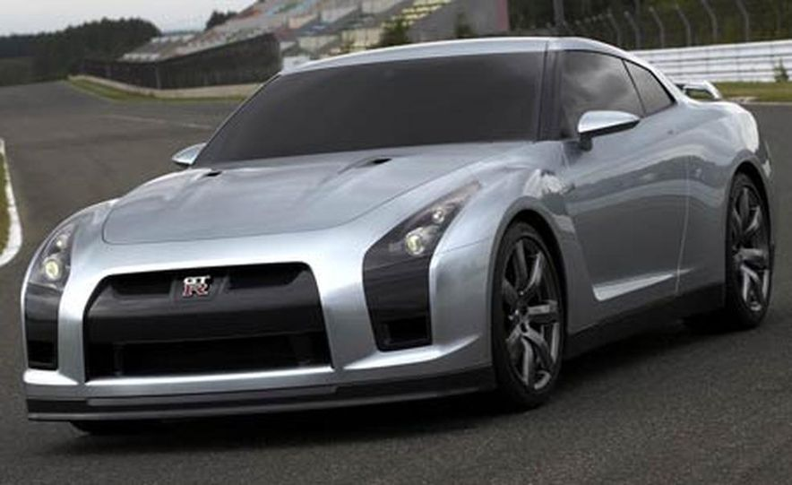 2009 Nissan Skyline GT-R Proto concept - Slide 6