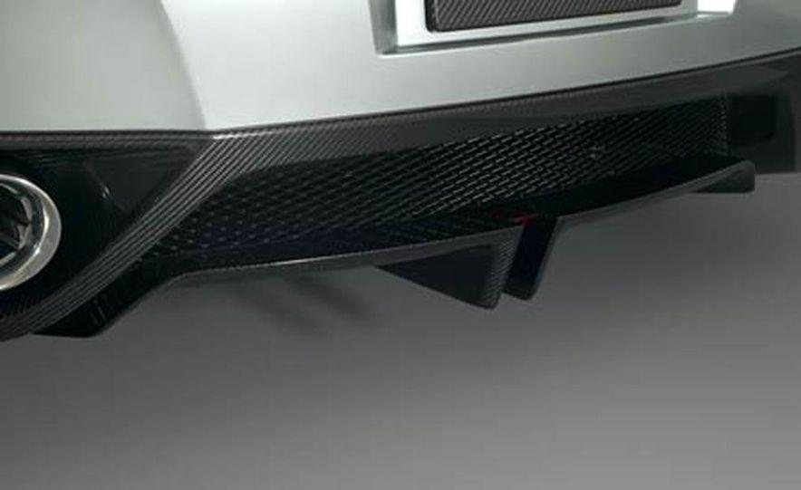 2009 Nissan Skyline GT-R Proto concept - Slide 13
