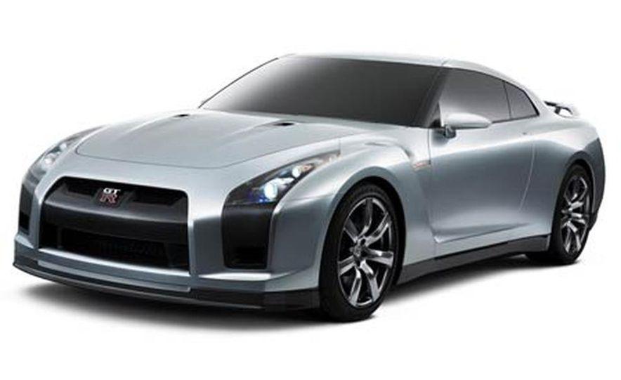 2009 Nissan Skyline GT-R Proto concept - Slide 15