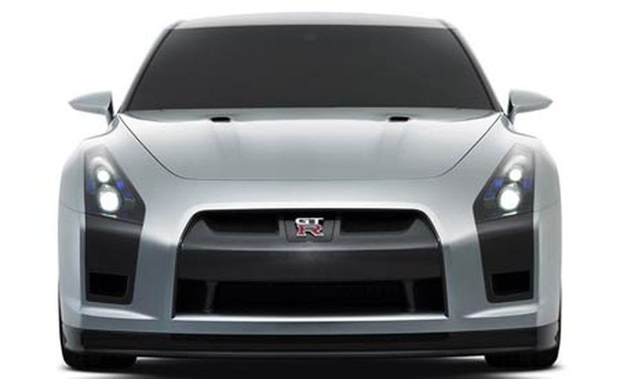 2009 Nissan Skyline GT-R Proto concept - Slide 16