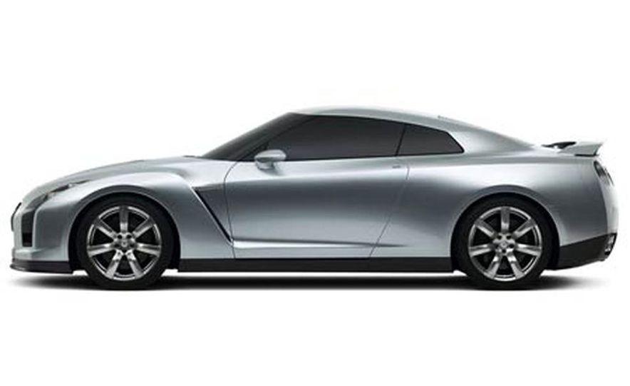 2009 Nissan Skyline GT-R Proto concept - Slide 18