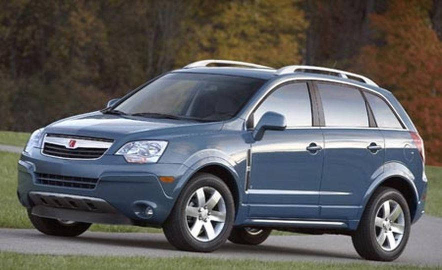 2008 Saturn Vue XR - Slide 1