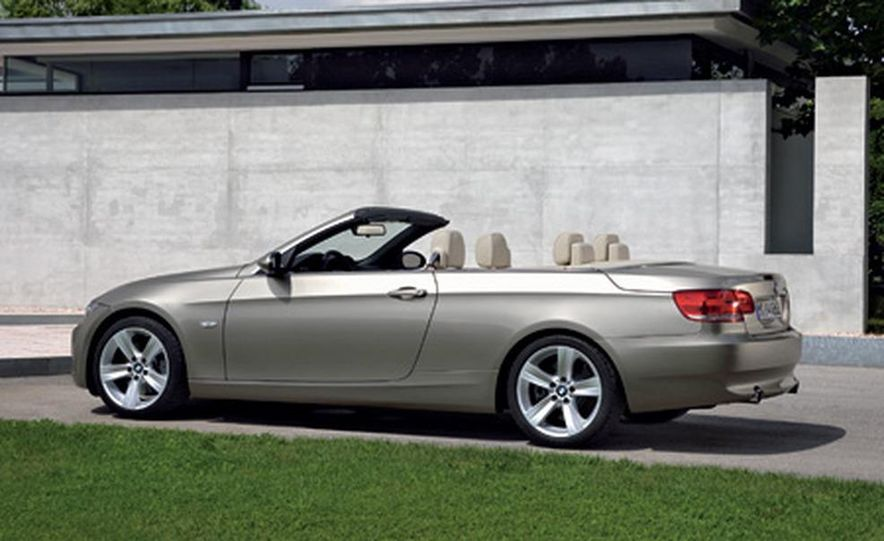 2008 BMW 3-series convertible - Slide 1