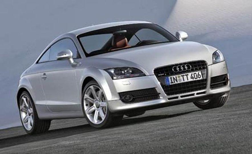2008 Audi TT - Slide 1