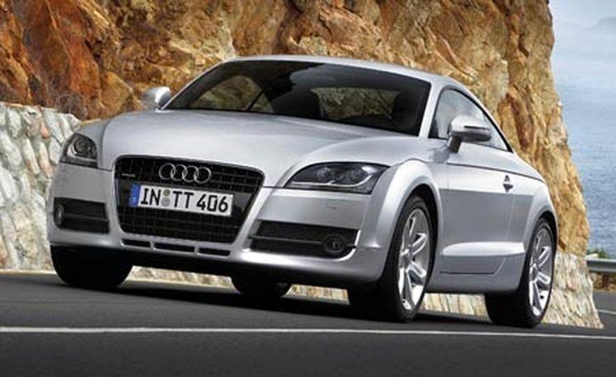 2008 Audi TT - Slide 4