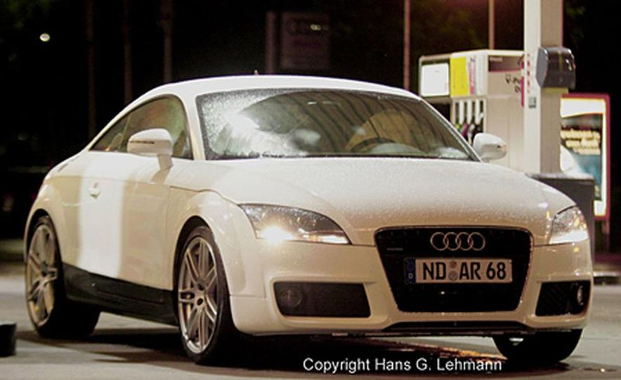 2008 Audi TT-S - Slide 2