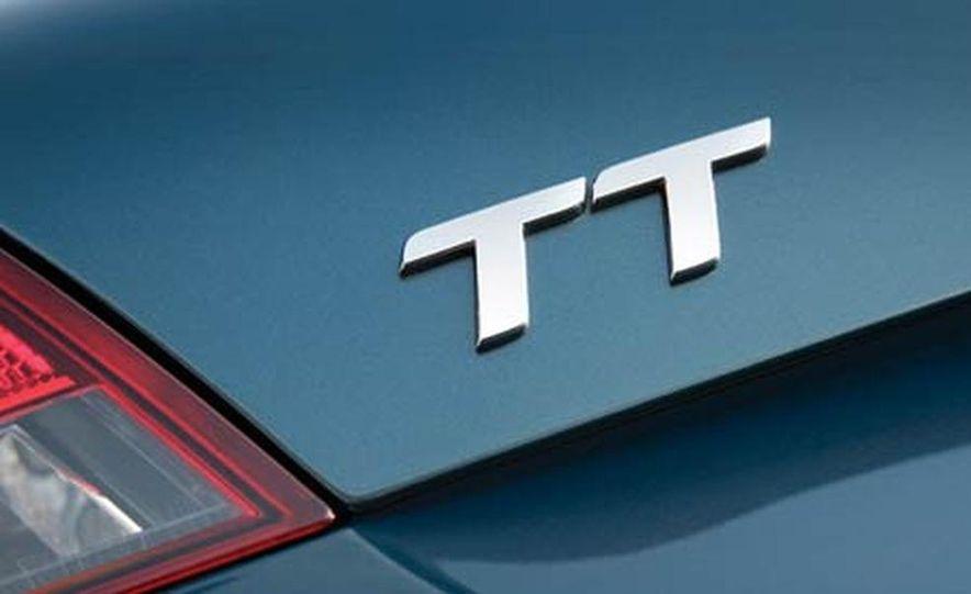 2008 Audi TT - Slide 91