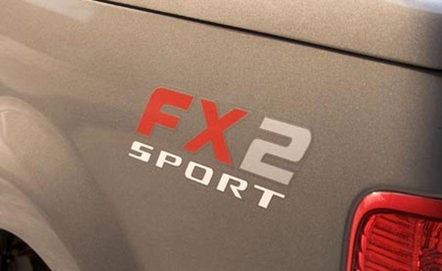2007 Ford F-150 FX2 Sport - Slide 10