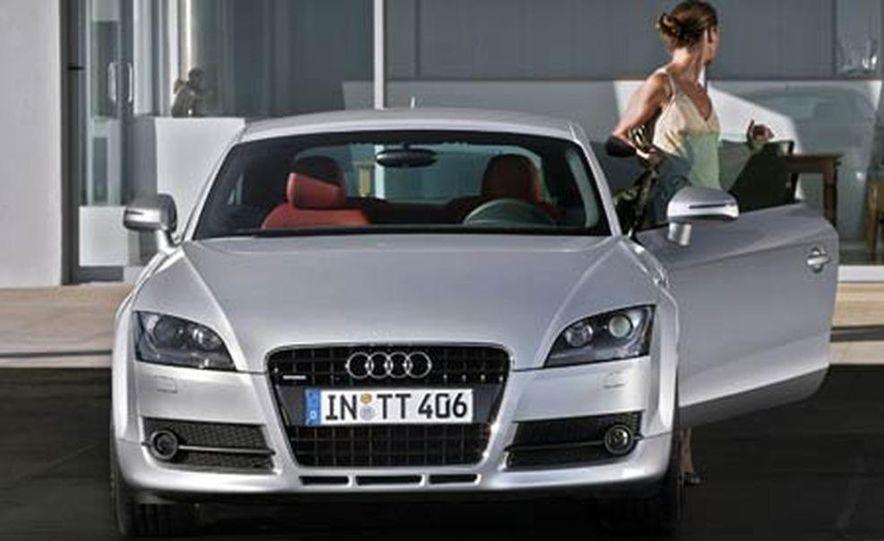 2008 Audi TT - Slide 13