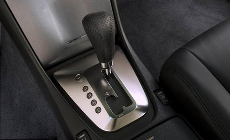 2007 Nissan Altima hybrid - Slide 9