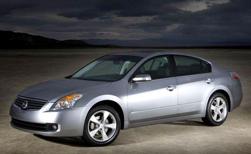2007 Nissan Altima hybrid - Slide 5