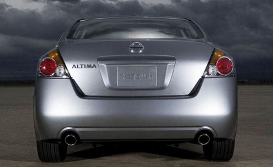2007 Nissan Altima hybrid - Slide 7