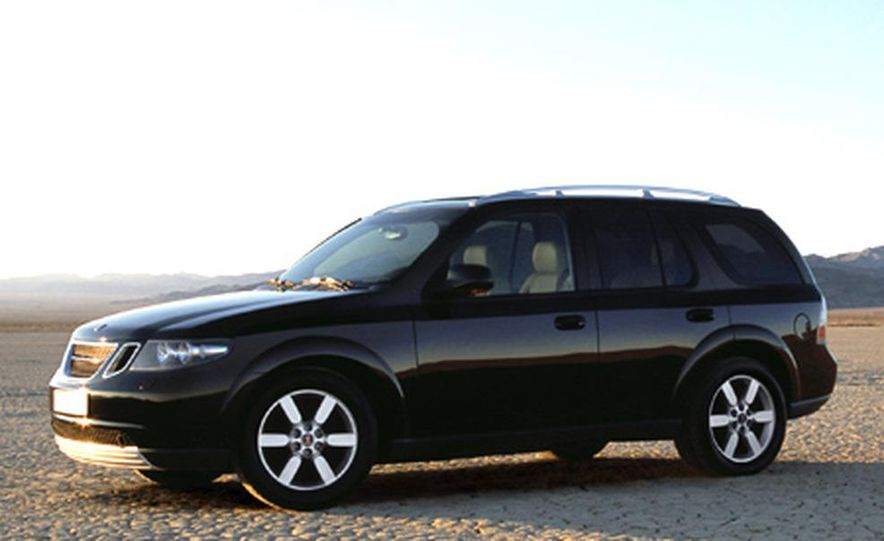 2007 Saab 9-7X Altitude Edition - Slide 2