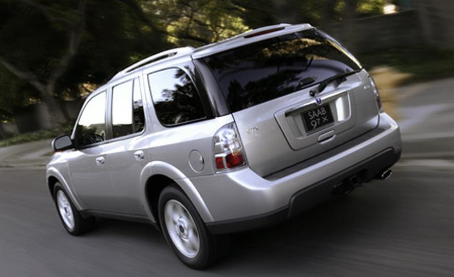 2007 Saab 9-7X Altitude Edition - Slide 3