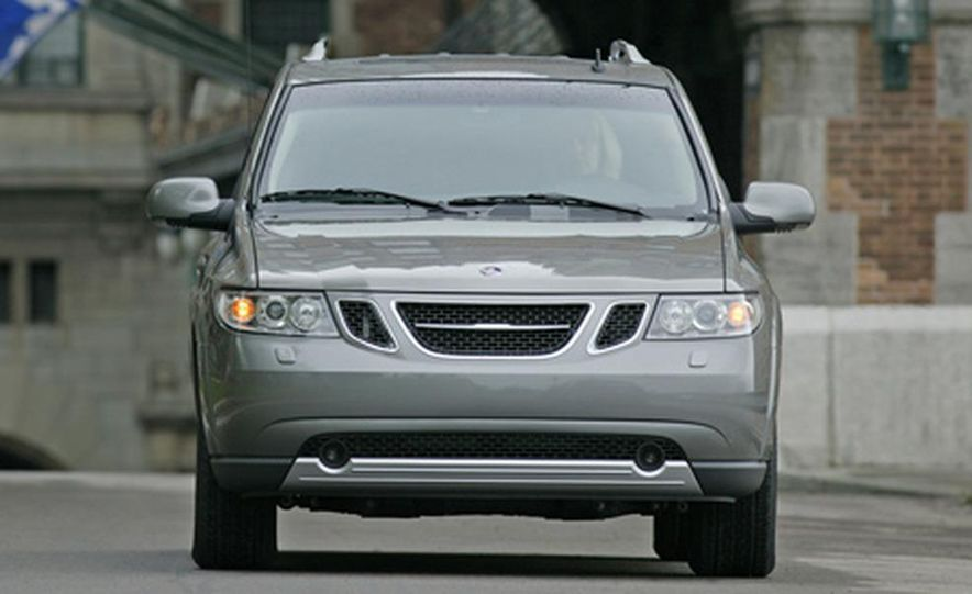 2007 Saab 9-7X Altitude Edition - Slide 4