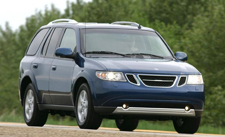 2007 Saab 9-7X Altitude Edition - Slide 7