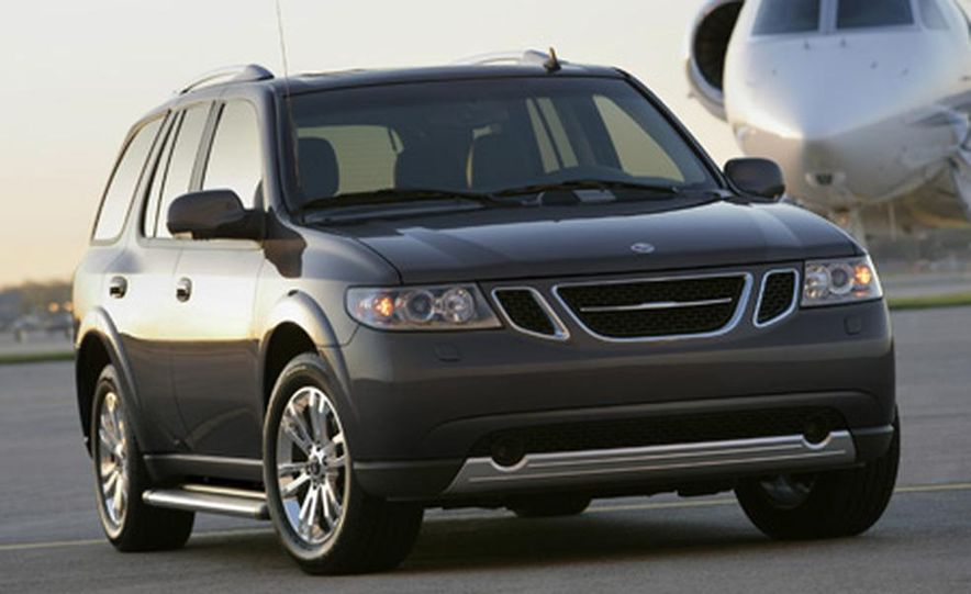 2007 Saab 9-7X Altitude Edition - Slide 1