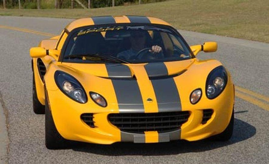 2006 Lotus Sport Elise - Slide 1