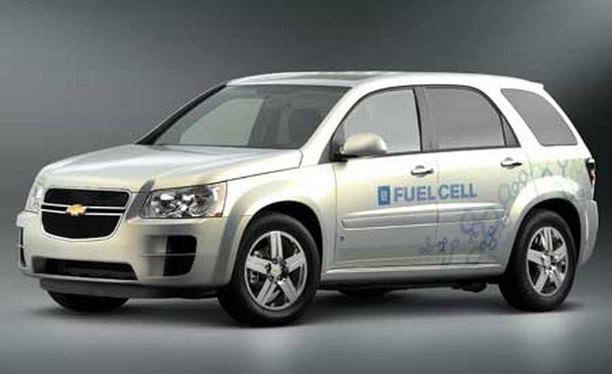 2008 Chevrolet Equinox Fuel Cell - Slide 3