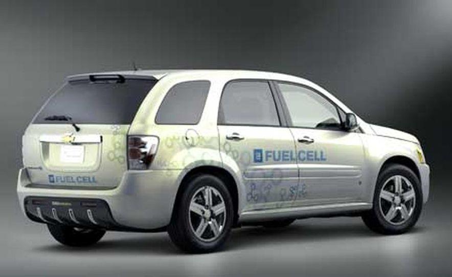 2008 Chevrolet Equinox Fuel Cell - Slide 4