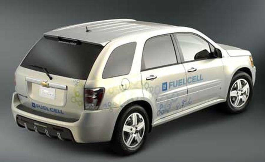 2008 Chevrolet Equinox Fuel Cell - Slide 6