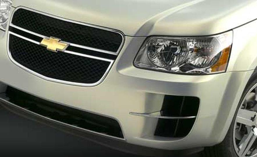 2008 Chevrolet Equinox Fuel Cell - Slide 7