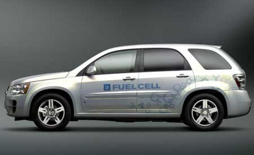 2008 Chevrolet Equinox Fuel Cell - Slide 8