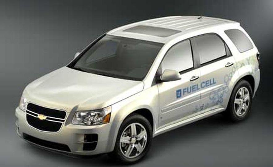 2008 Chevrolet Equinox Fuel Cell - Slide 10