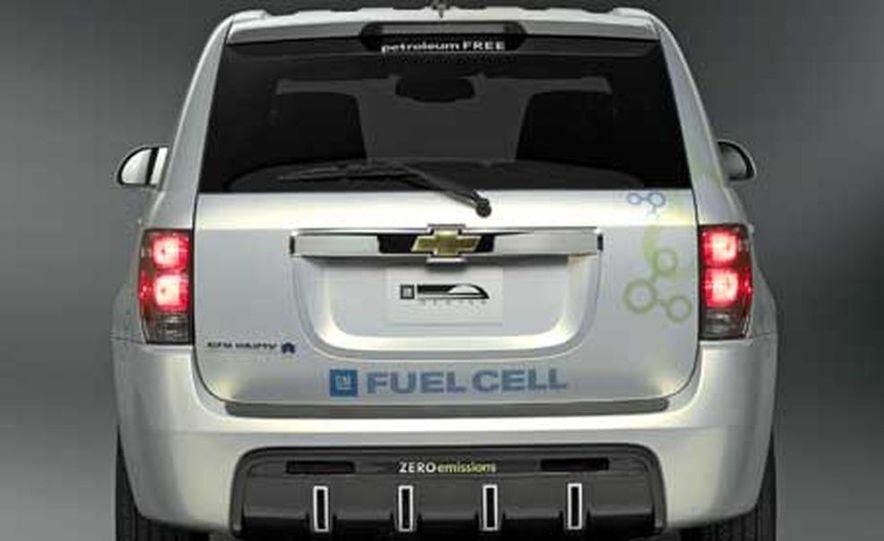 2008 Chevrolet Equinox Fuel Cell - Slide 11