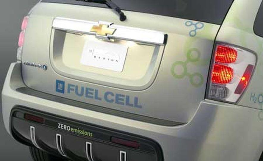 2008 Chevrolet Equinox Fuel Cell - Slide 12