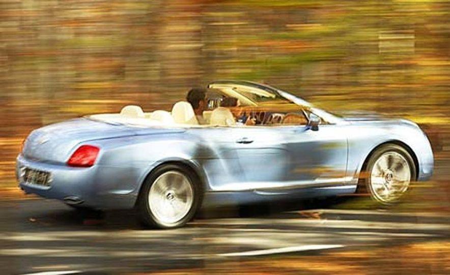 2007 Bentley Continental GTC Convertible - Slide 2
