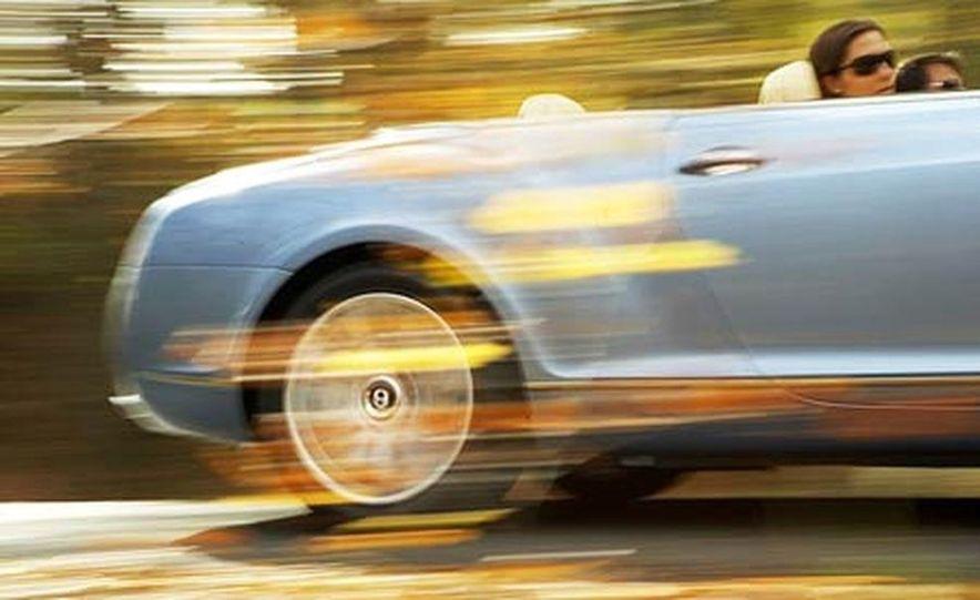 2007 Bentley Continental GTC Convertible - Slide 3