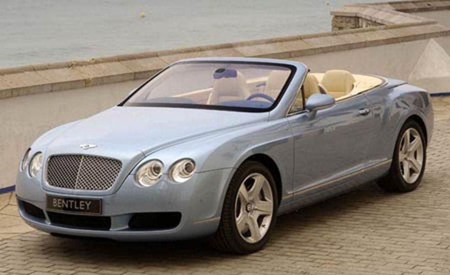 2007 Bentley Continental GTC Convertible - Slide 4