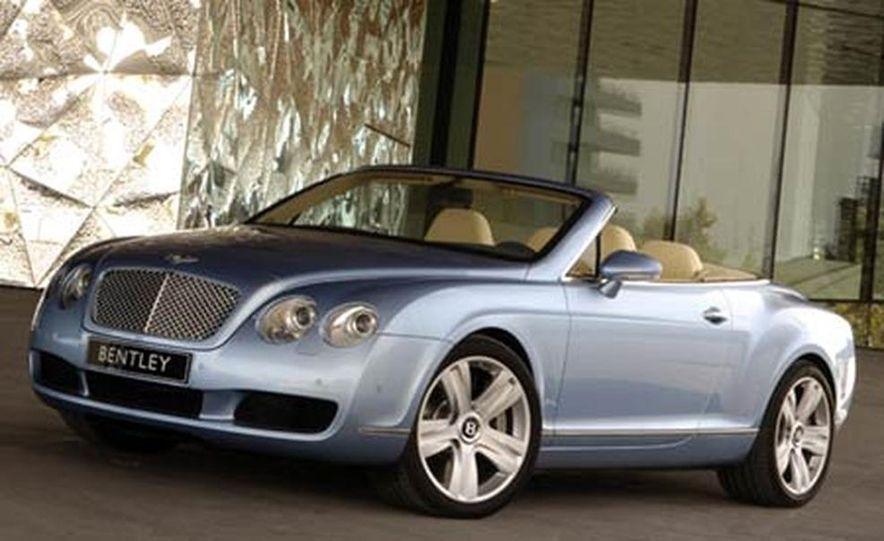 2007 Bentley Continental GTC Convertible - Slide 5
