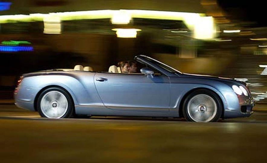 2007 Bentley Continental GTC Convertible - Slide 9