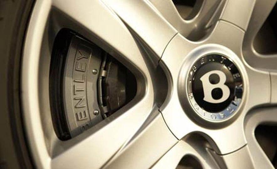 2007 Bentley Continental GTC Convertible - Slide 12