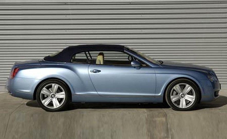 2007 Bentley Continental GTC Convertible - Slide 13