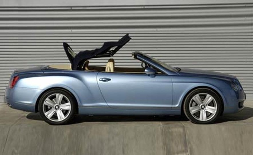2007 Bentley Continental GTC Convertible - Slide 14