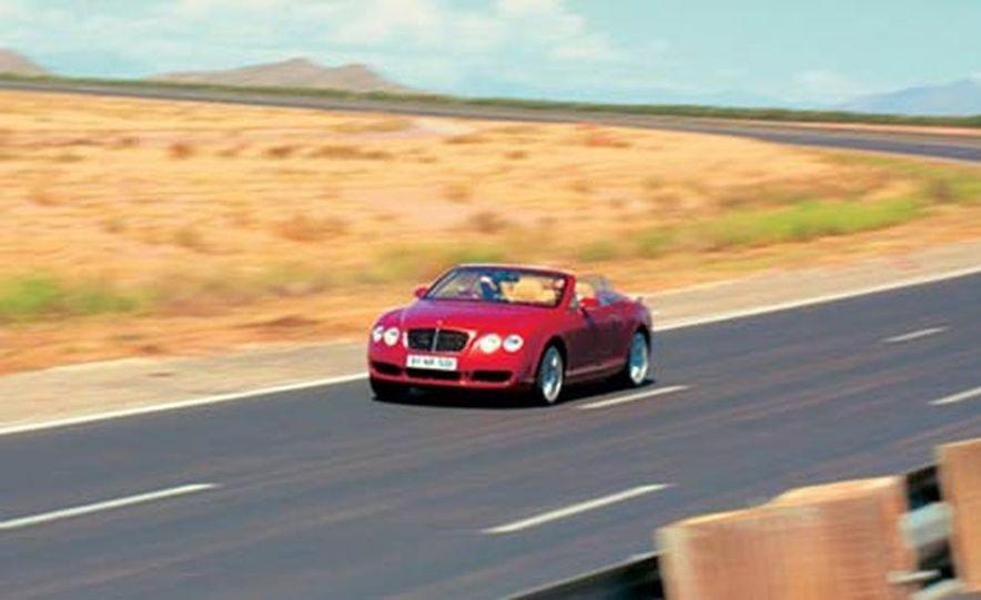 2007 Bentley Continental GTC Convertible - Slide 18