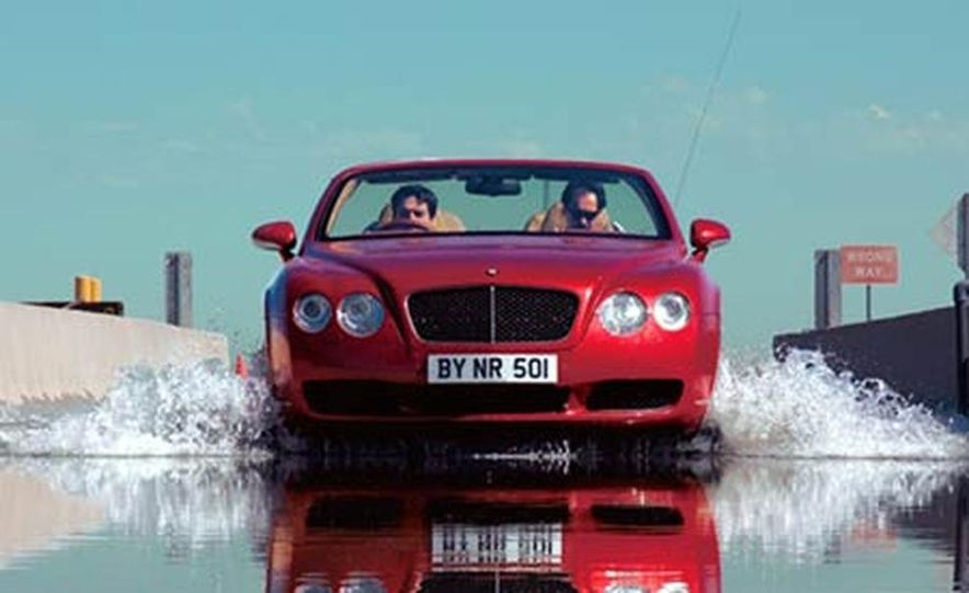 2007 Bentley Continental GTC Convertible - Slide 19