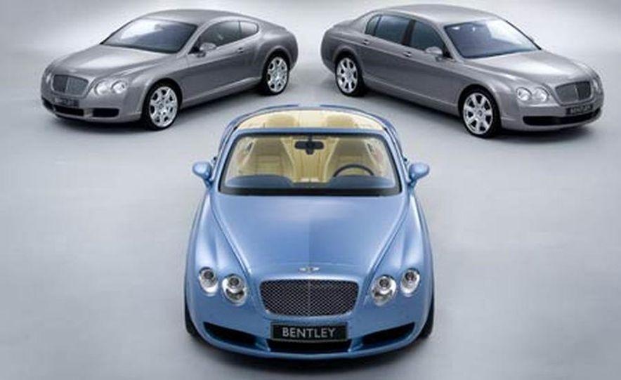 2007 Bentley Continental GTC Convertible - Slide 21