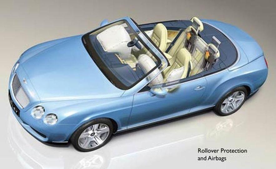 2007 Bentley Continental GTC Convertible - Slide 24