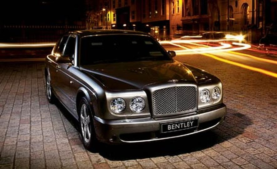 2007 Bentley Arnage - Slide 1