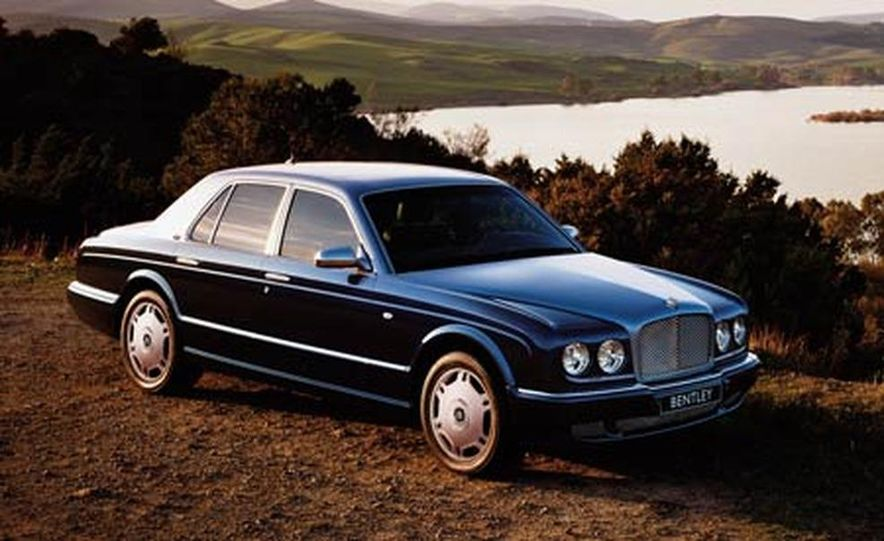 2007 Bentley Arnage - Slide 2